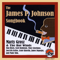 James P Johnson Songbook [2011]